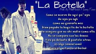 - Zion & Lennox - La Botella  (Letra) 2013