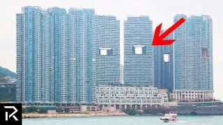 Why Hong Kong Skyscrapers Have Holes