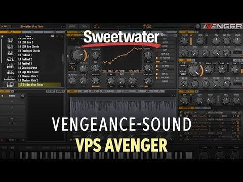 Avenger Synthwave DRUMS (review) - смотреть онлайн на Hah Life