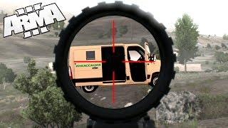 Нападение на ИНКАССАТОРСКУЮ машину! АДМИНСКИЕ БУДНИ - Arma 3 Altis Life