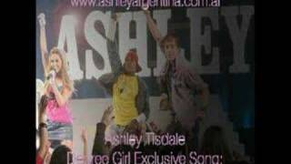 Never Gonna Give you Up - Ashley Tisdale
