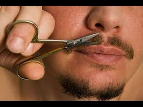 NCQPNSSM #486 [Cuidados de la Barba 3: Recortar el bigote]