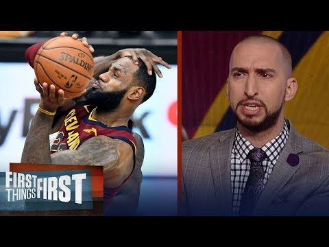 LeBron James is still incredible in his 15th year - How is he doing it?   FIRST THINGS FIRST