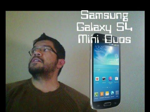 Samsung Galaxy S4 Mini Duos en Español