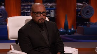 Daymond John Throws Lori Greiner Under the Bus on Muvez - Shark Tank