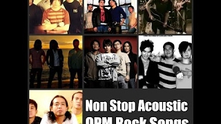 Non Stop Acoustic OPM Rock Band Songs