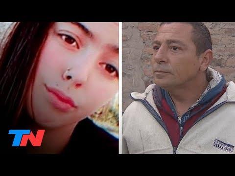 """El tío de Navila Garay, la chica asesinada en Chascomús: """"Él le debía plata a ella"""""""
