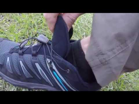 Salomon X Ultra 3 Hiking Shoe Review