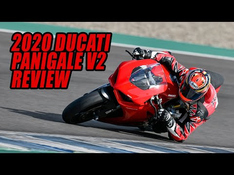 2021 Ducati Panigale in Concord, New Hampshire - Video 1