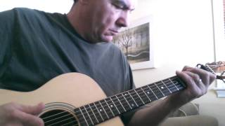 Charlie Patton - Down The Dirt Road Blues on Eastman e10om