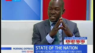 Caleb Amisi on NASA's move to sue individual IEBC officials