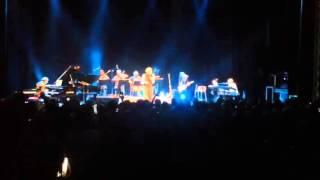 """Franco Battiato - """"I treni di Tozeur"""" - live @ Teatro Alifieri di Torino - 25/05/2015"""