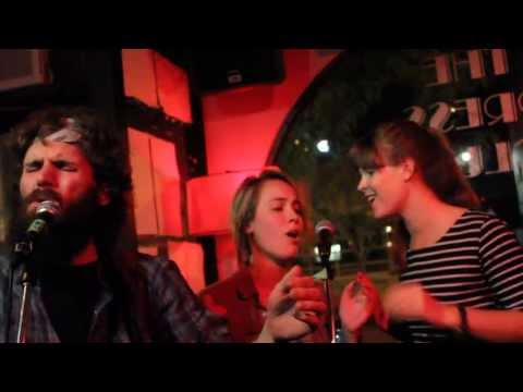 Eric McCauley & The Joon Bugs - Oh No (live @ The Press Club)