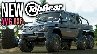 Forza Horizon 4 NEW Update 11 Cars, AMG 6X6, CCX, & Top Gear!