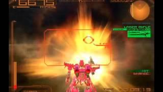 【ACNB】アーマードコアナインブレイカー 武器カテゴリー縛りでナインボール戦Part3