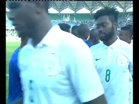 TANZANIA 0 - 0 NIGERIA (AFCON 2017 QUALIFIERS)
