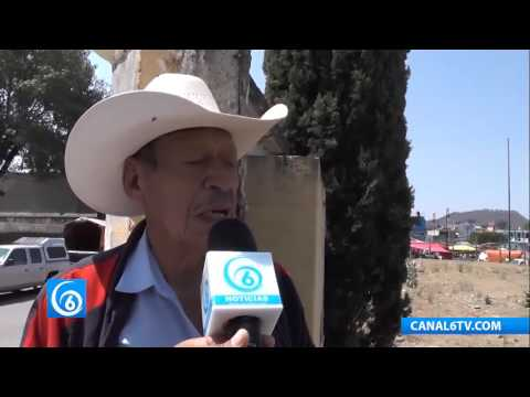 Problemas por construcción de mercado en Totolapan, Morelos