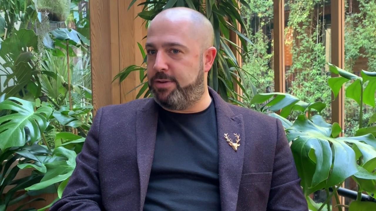 Simon Drake on The Mandrake's Michelin-star goal