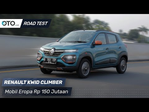 Renault Kwid Climber | Road Test | Mobil Eropa Rp 150 Jutaan | OTO.com