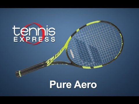 Babolat Pure Aero Racquet Review | Tennis Express