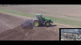 "Cultivatoare  pentru terenuri compacte transportate ""Fenix"" & ""Colibry"""