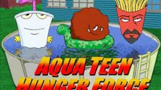 Aqua Teen Hunger Force - TV Show Review