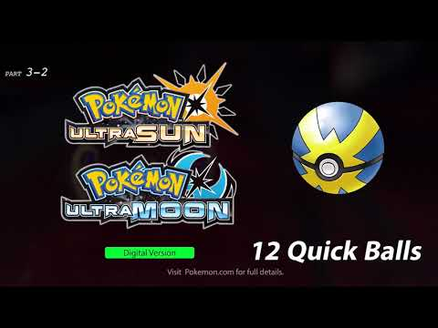 Видео № 0 из игры Pokemon Ultra Sun [3DS]