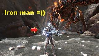 ARK: Survival Evolved #59 - Cưỡi Hỏa kỳ lân náo loạn hang động Tek Cave =))