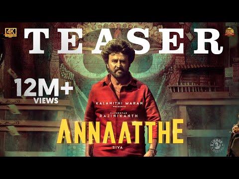 Annaatthe Teaser: Megastar Rajinikant's fierce personality and swag promises fireworks at the box office