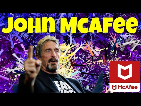 McAfee interview in May, 2020