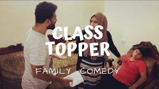 CLASS TOPPER !! #FamilyComedy