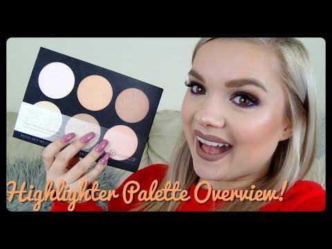 Blacklight Highlight by BH Cosmetics #10