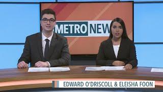 Metro News 10 June 2016 Full Bulletin | New Zealand Broadcasting School (NZBS)