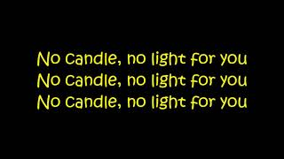 Zayn Ft. Nicki Minaj   No Candle No Light (Lyrics On Screen)