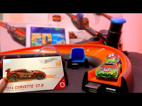 Hot Wheels id First Look at Every Car and Track Pack