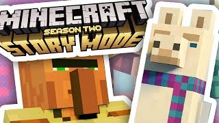 MINECRAFT STORY MODE SEASON 2 - EPISODE 1!!!► Subscribe and join TeamTDM! :: http://bit.ly/TxtGm8► DANTDM US TOUR TICKETS :: http://bit.ly/DanTDMUSTour► Follow Me on Twitter :: http://www.twitter.com/DanTDMHere we go, Minecraft Story Mode Season 2 LIVE. Let's play the whole of Episode One from beginning to end..► Check out Minecraft Story Mode Season 2 :: http://store.steampowered.com/app/639170/Minecraft_Story_Mode__Season_Two/► BRAND NEW MERCHANDISE :: http://www.dantdmshop.com► Powered by Chillblast :: http://www.chillblast.com-- Find Me! --Twitter: http://www.twitter.com/DanTDMFacebook: http://www.facebook.com/TheDiamondMinecartInstagram: http://www.instagram.com/DanTDM