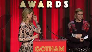 Laura Dern Tribute at the 2019 Gotham Awards