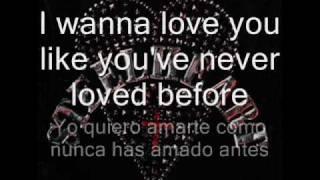 Steelheart - Like never before (Letras Inlgés - Español)