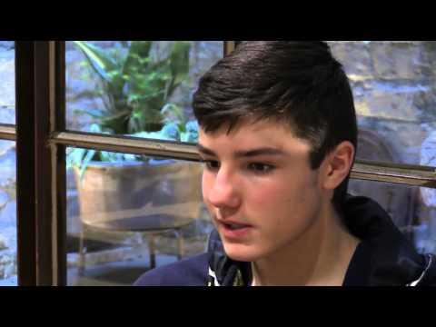 Entrevista al piloto de Karting Asier Goñi