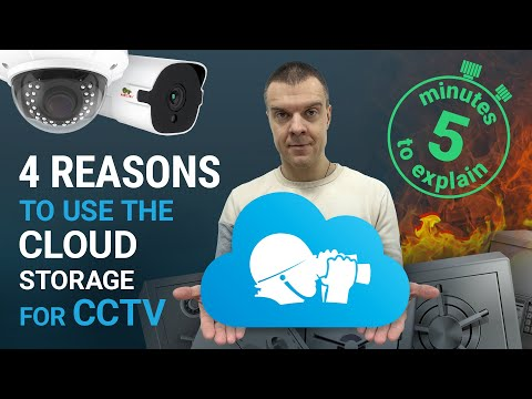 4 reasons to use the cloud storage for CCTV: Partizan Cloud
