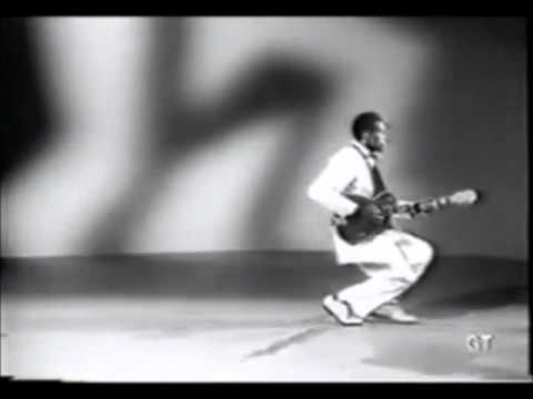 Chuck Berry duck walk