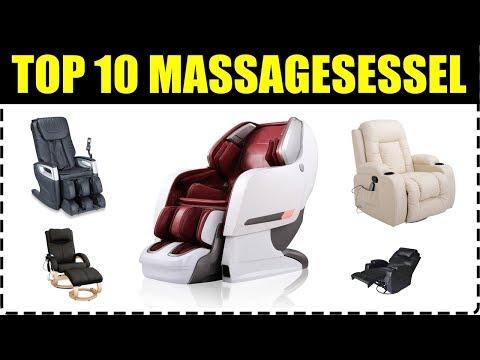 TOP 10 MASSAGESESSEL ★ Massagesessel Test 2018 ★ Relaxsessel Test ★ Massagesessel Komfort Deluxe,...