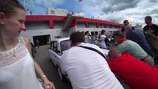АВТОГОНКИ НА ЖИГУЛЯХ Moscow Classic Grand Prix трасса moscow raceway