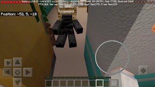 HT vlog - chơi minecraft thăm quan bệnh viện ma