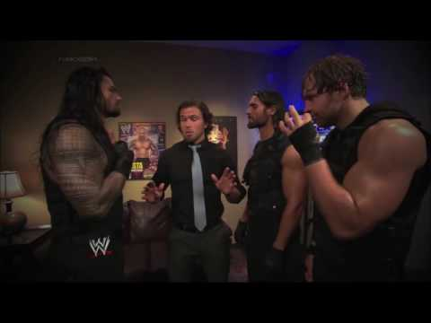 "WWE THE SHIELD - ""RADIOACTIVE"" + DOWNLOAD LINK"