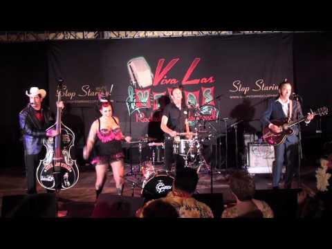 Mad Dog and the Smokin' Js - Viva Las Vegas 15