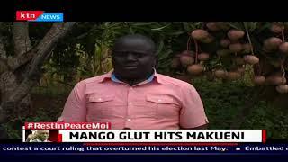 Mango gluts hits Makueni : Massive drop in mango prices