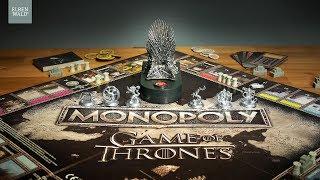 Game of Thrones Monopoly – Es spielt die Titelmelodie!
