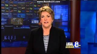 KIFI Local News 8 at 10 Open 8/8/2014