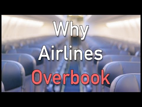 Proč aerolinky prodávají víc sedadel, než mají k dispozici?